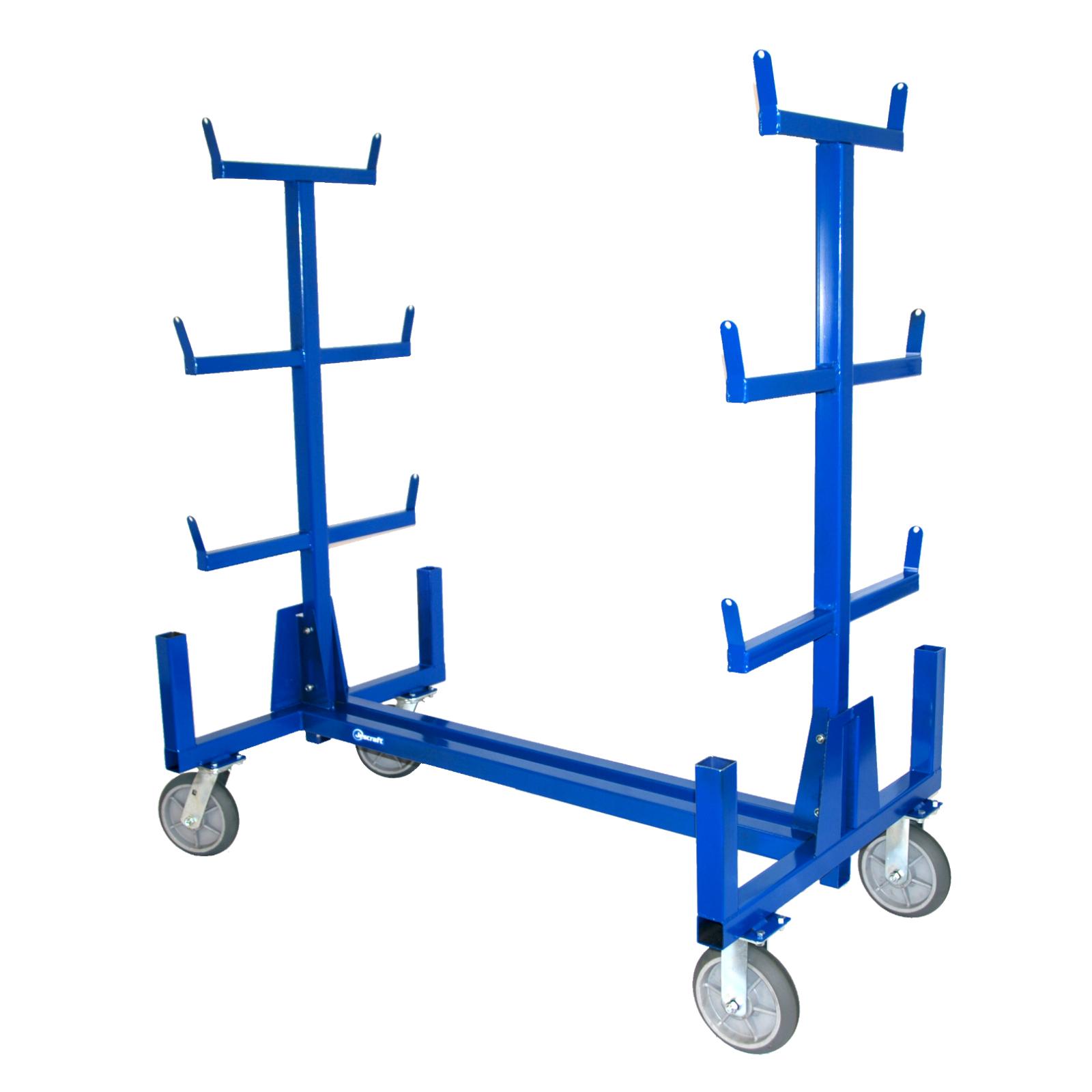 Jescraft Adaptable Pipe & Conduit Cart