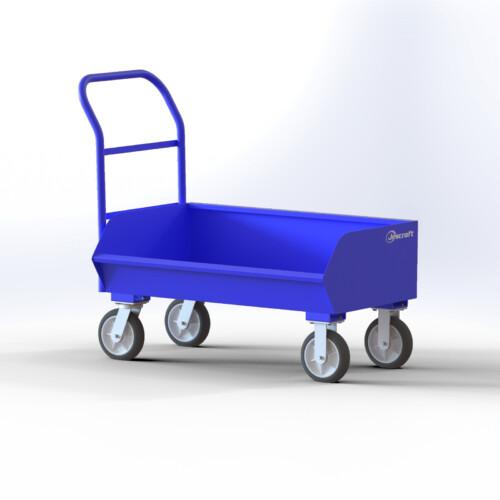 Low-profile Chip Cart 7 CU FT