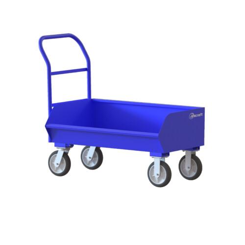 Low-profile Chip Cart 7.2 CU FT