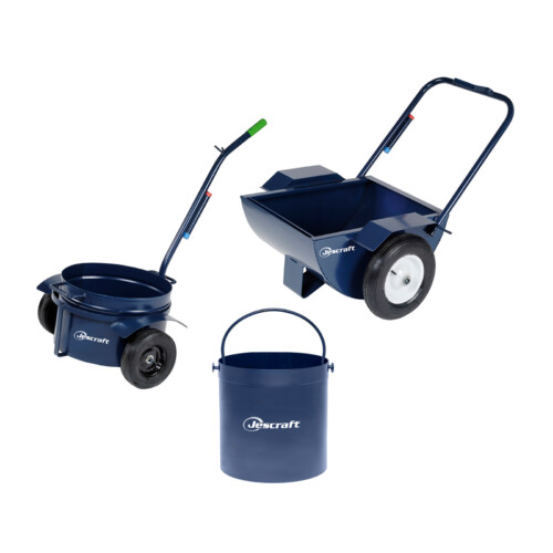 Mop Carts, Buckets & Dippers